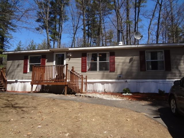 Allenstown NH Mobile-Manufacured Home for sale $List Price is $67,500