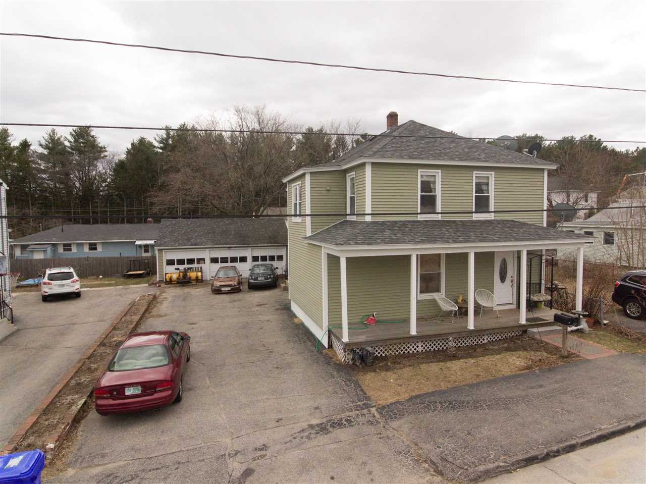 image of Manchester NH  2 Unit Multi Family | sq.ft. 3234