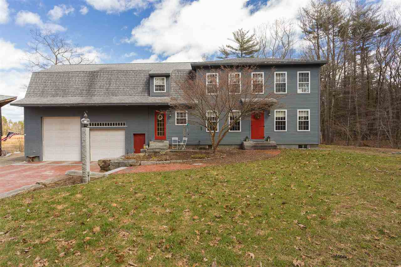 Hampton Falls NH Horse Farm | Property