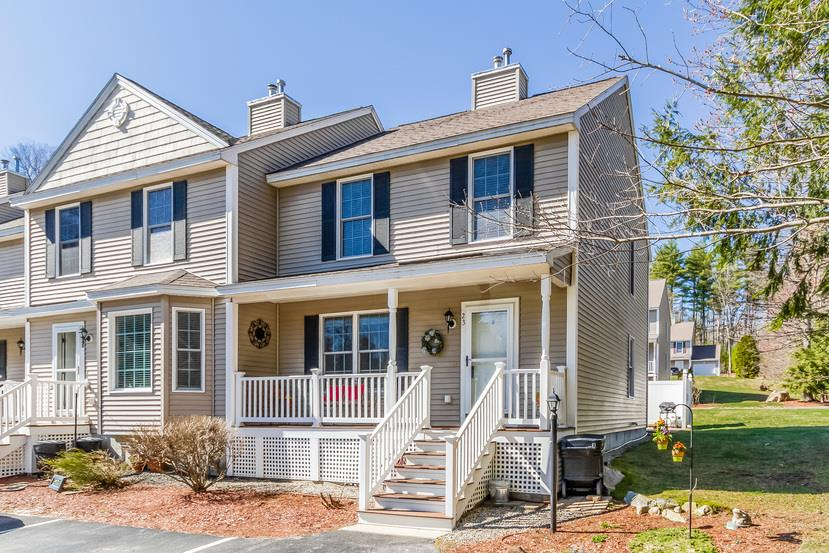Amherst NHCondo for sale $List Price is $229,900