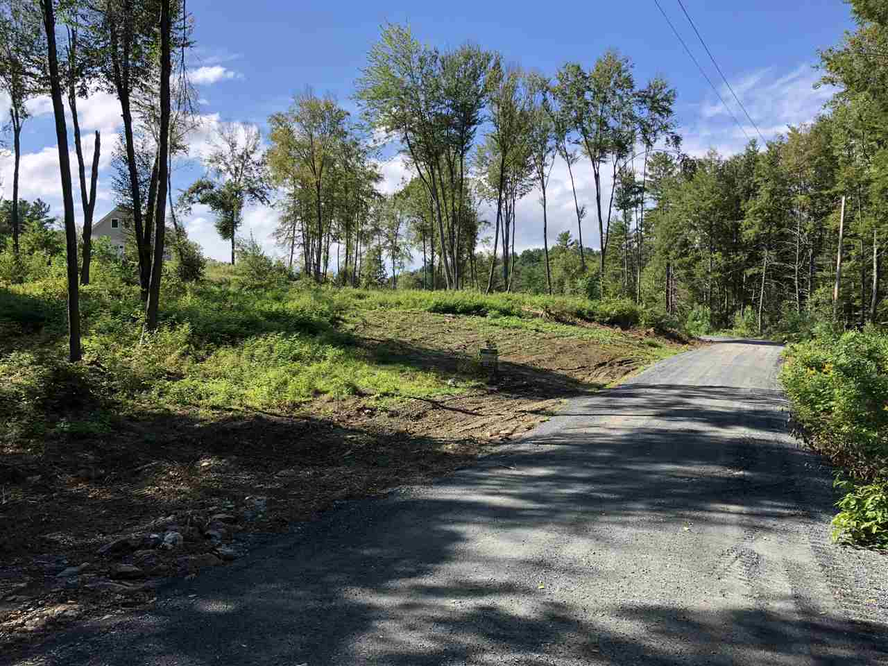 Hartland VT Land  for sale $List Price is $88,500