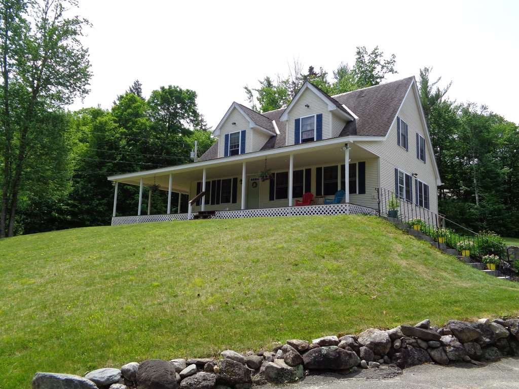BRISTOL NH  Home for sale $299,900