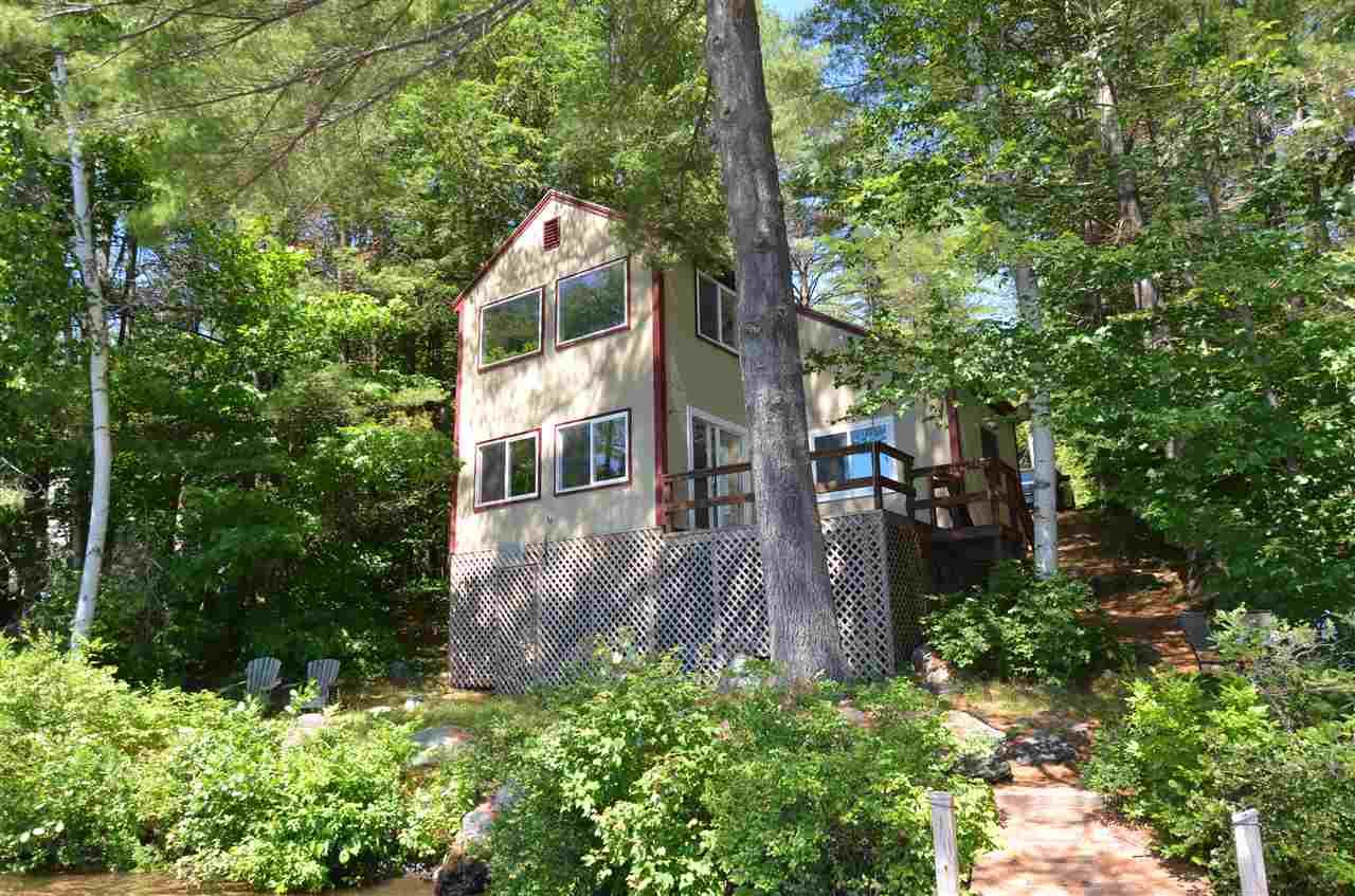 SUNAPEE NH Lake House for sale $$295,000 | $394 per sq.ft.