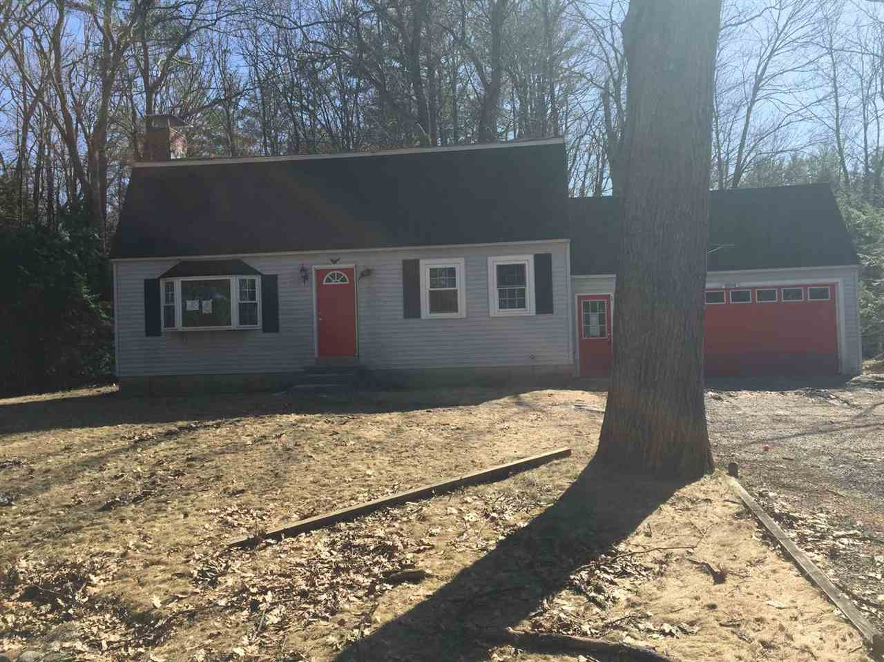 Weare NH Home for sale $List Price is $192,500