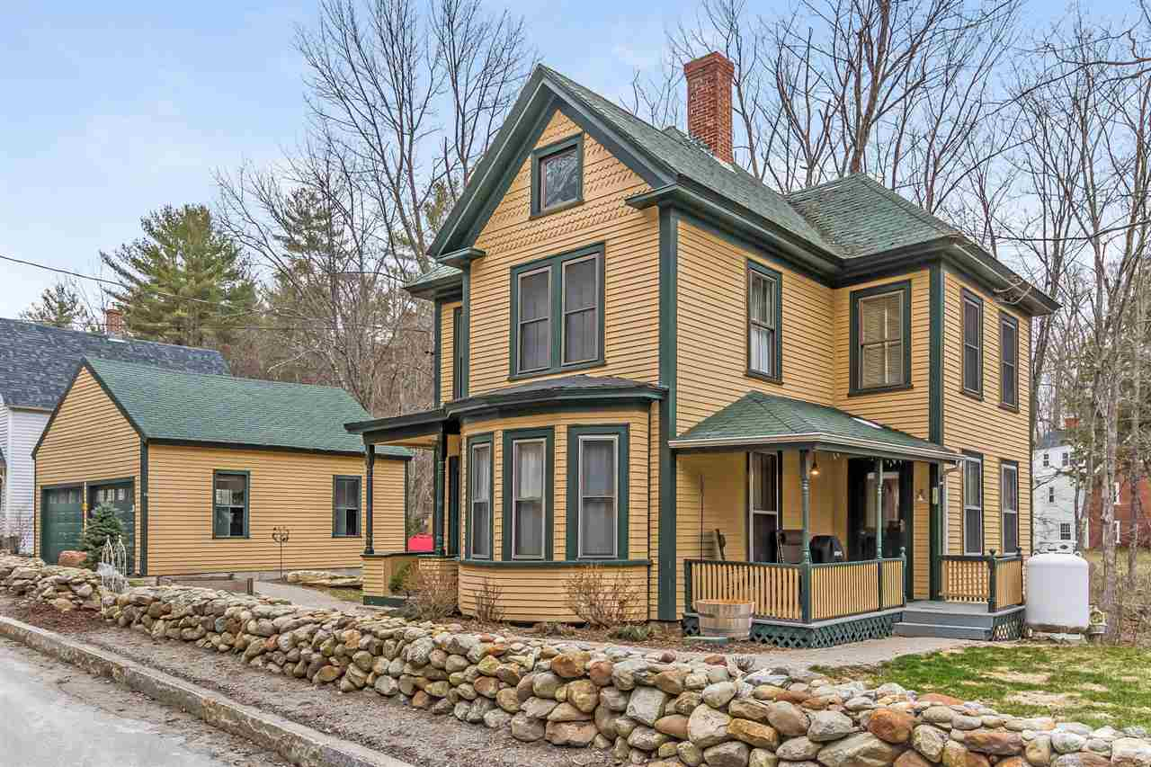 New Boston NHHome for sale $List Price is $260,000