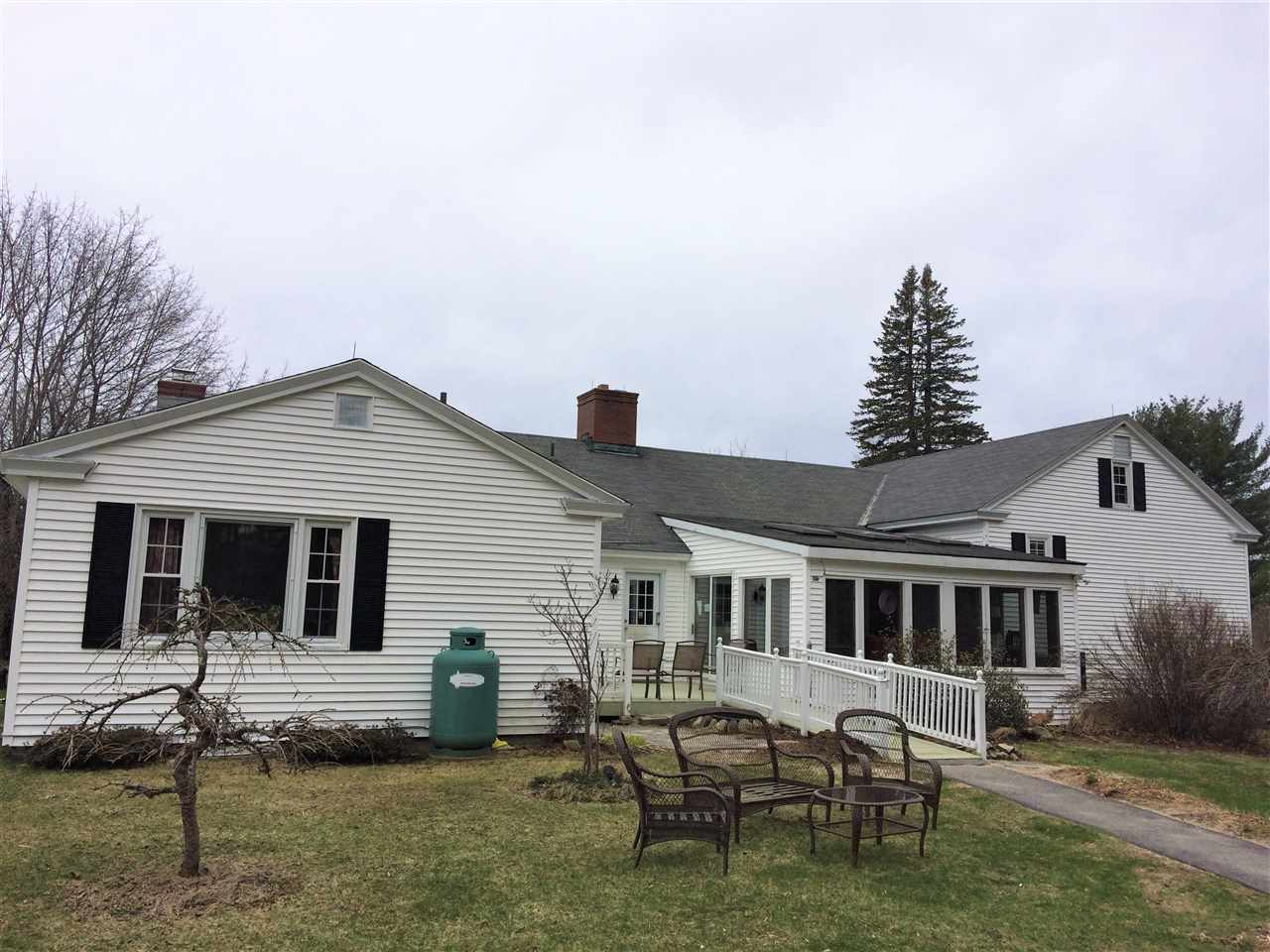 TUFTONBORO NHCommercial Listing for sale