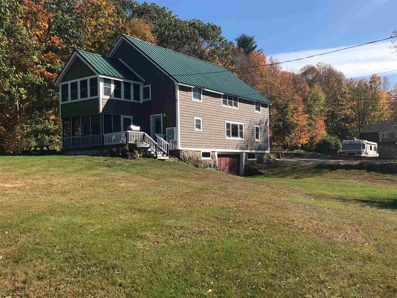 BRIDGEWATER NH  Home for sale $369,900