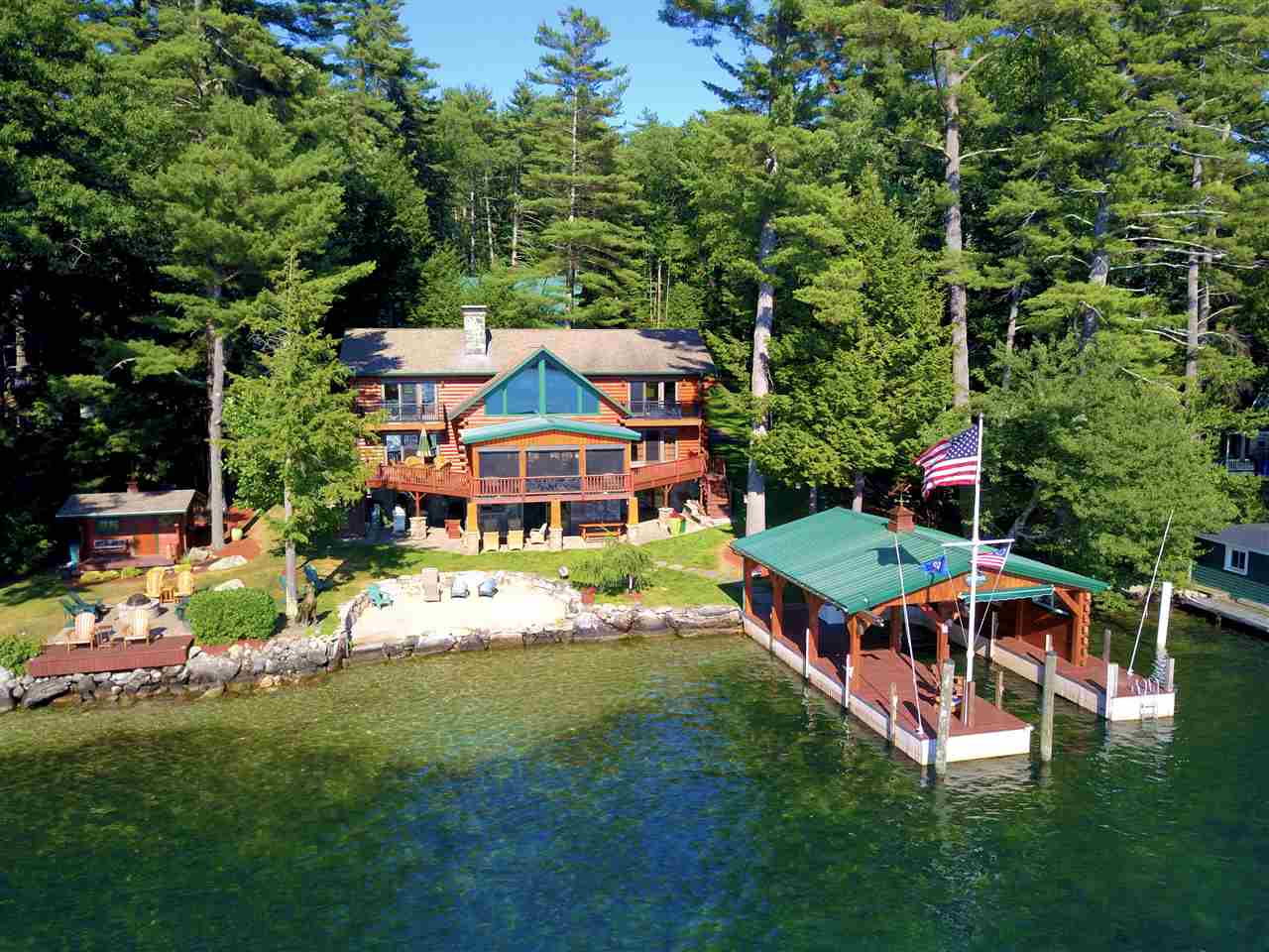 WOLFEBORO NH  Home for sale $2,999,000