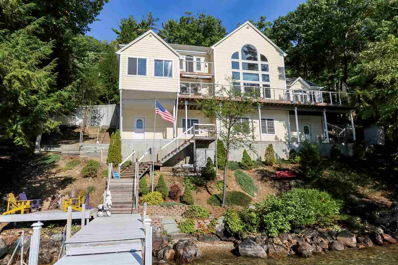 VILLAGE OF ALTON BAY IN TOWN OF ALTON NH  Home for sale $988,000