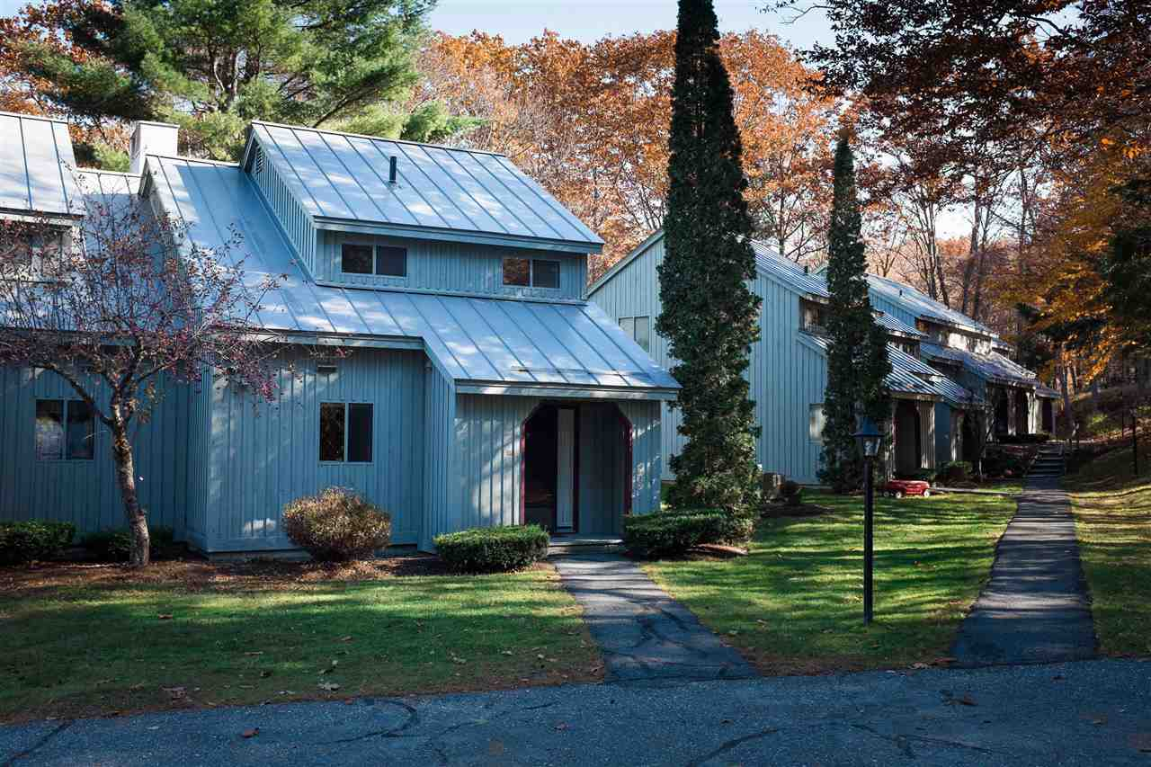 Village of Quechee in Town of Hartford VT Condo for sale $List Price is $97,500