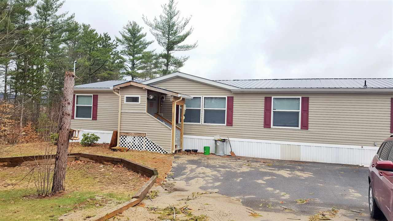 OSSIPEE NHMobile-Manufacured Home for sale $$39,900 | $0 per sq.ft.