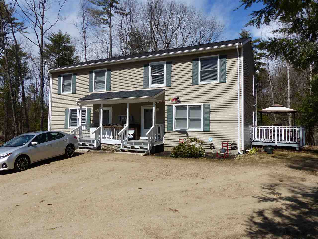 MOULTONBOROUGH NH Multi Family Homes for sale