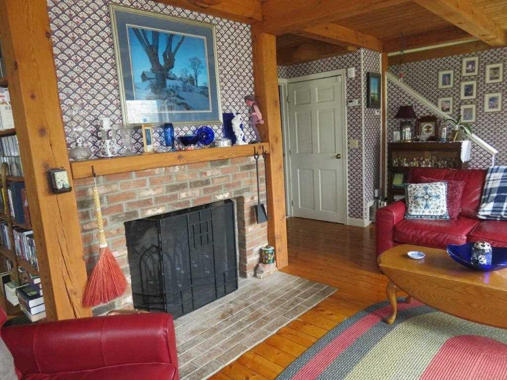 Brick Fireplace 11795230