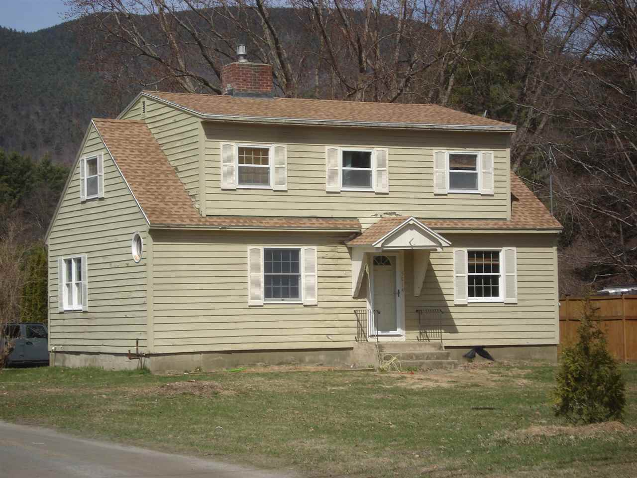 Village of Ascutney in Town of Weathersfield VT Home for sale $List Price is $189,000