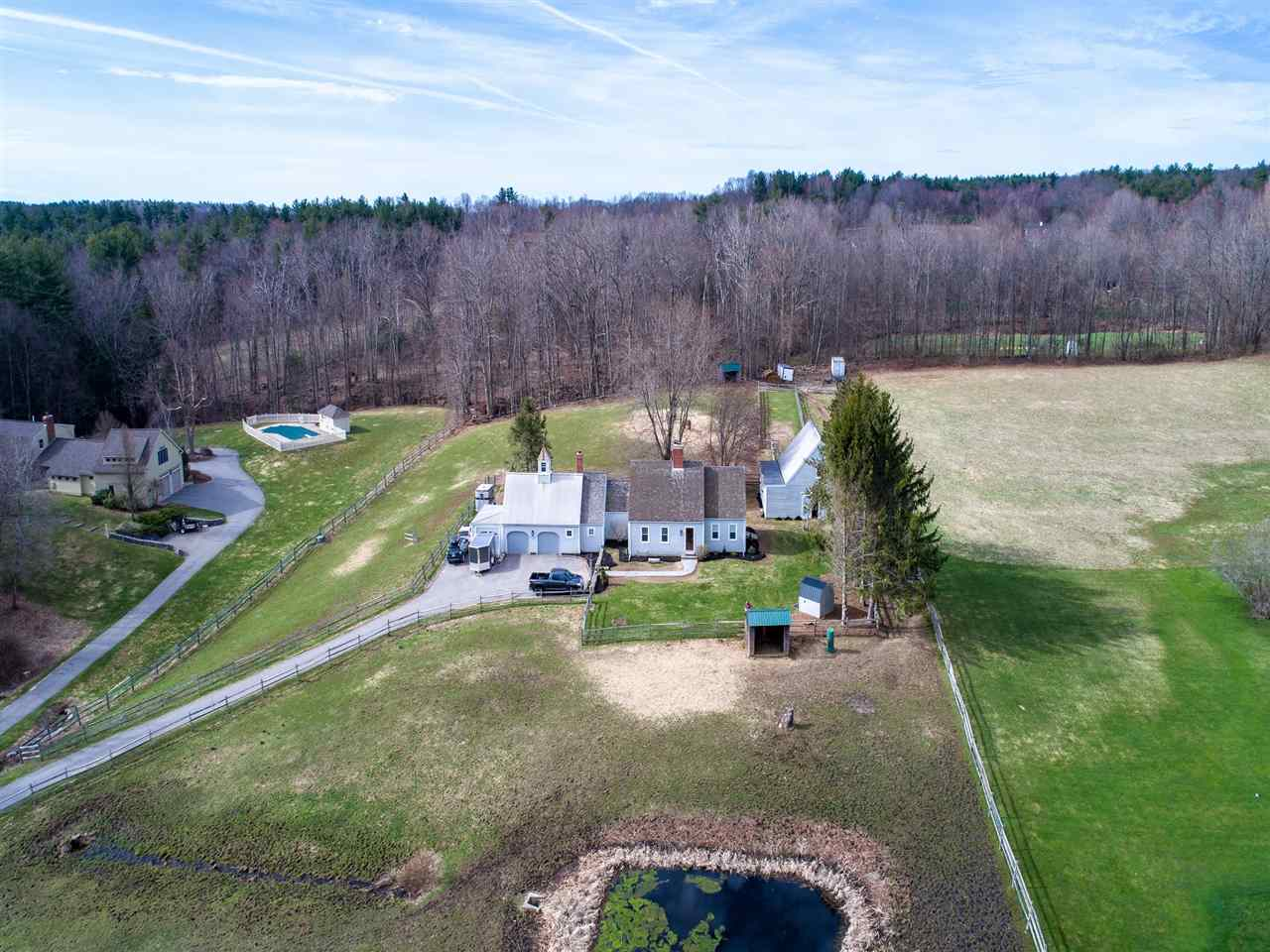 Chester NH Horse Farm | Property