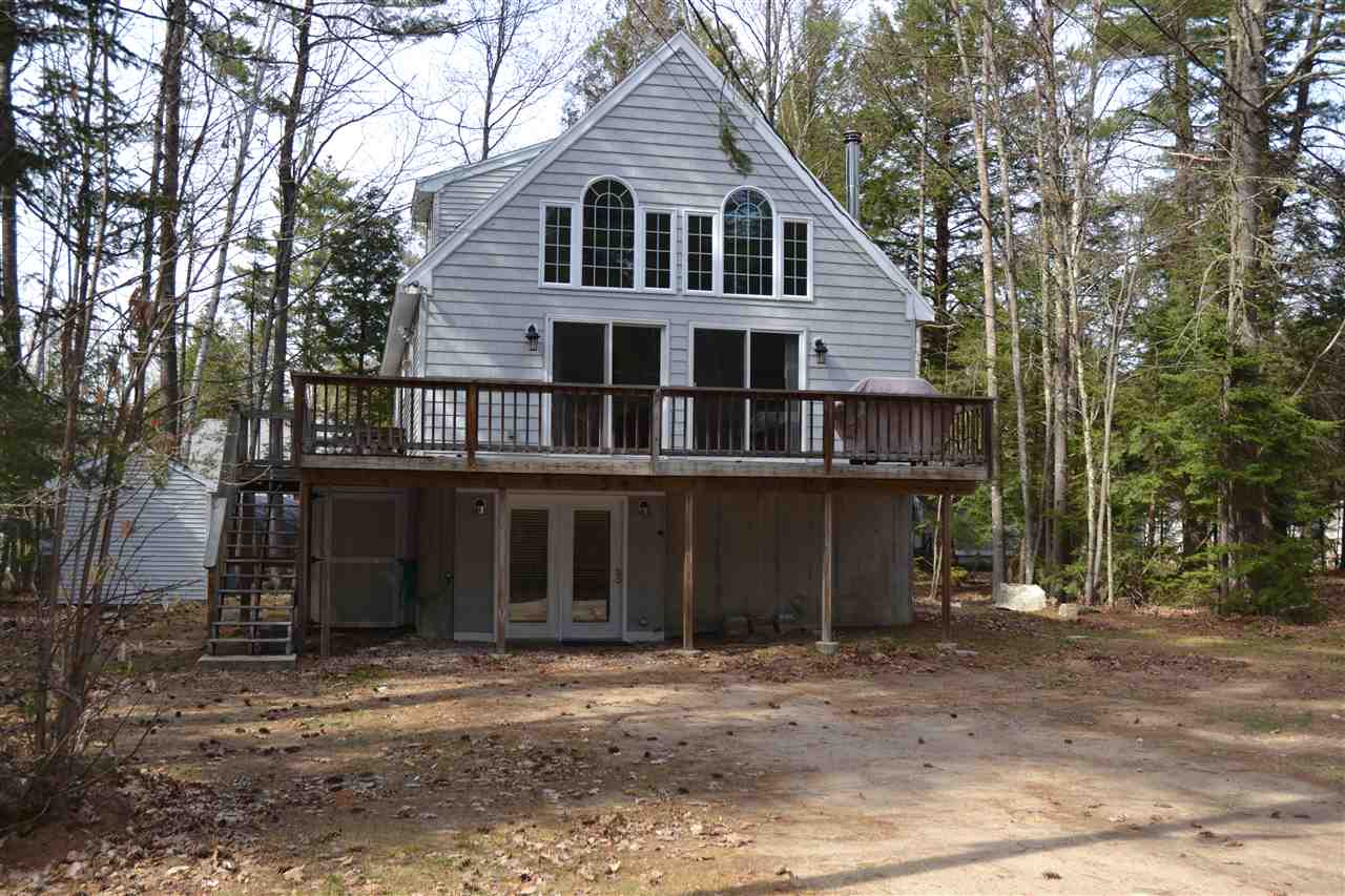 MOULTONBOROUGH NH  Home for sale $234,900