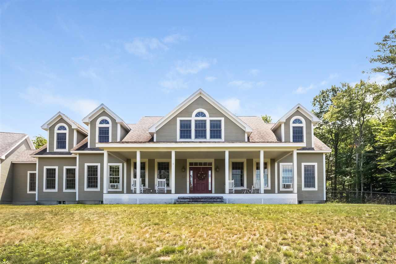 NEW HAMPTON NH  Home for sale $689,000