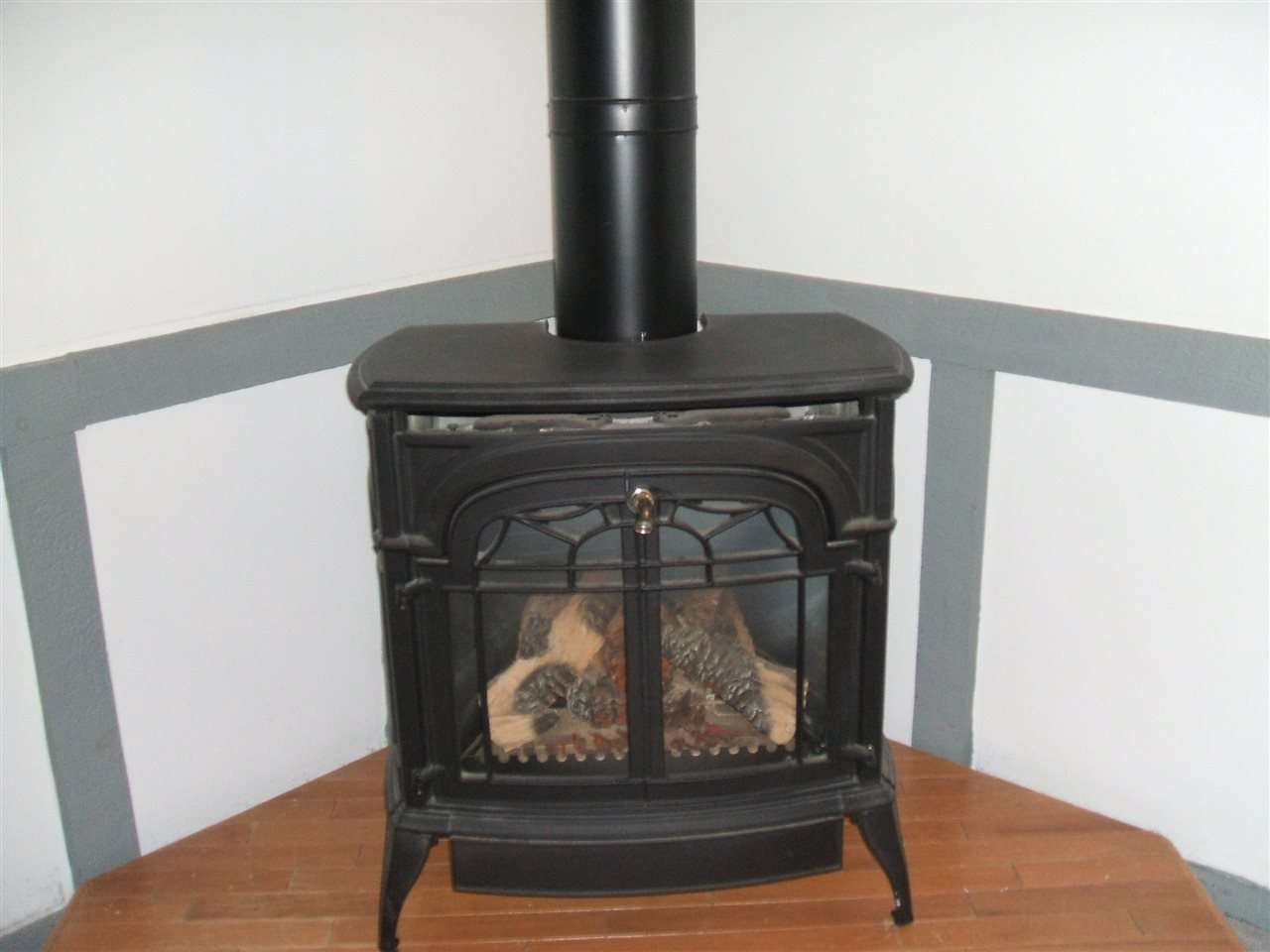 Gas Stove in Family Room 11818499