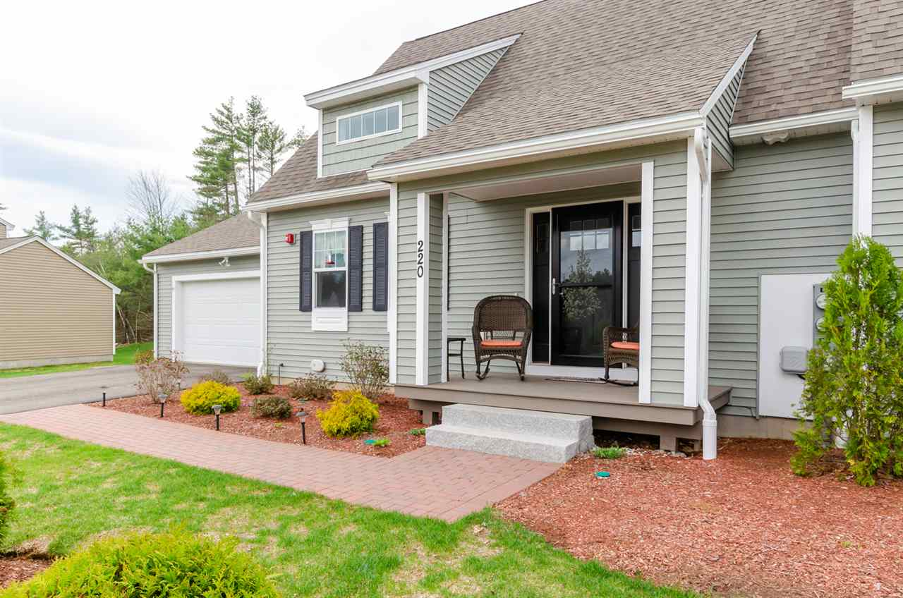 Chester NH Condo for sale $List Price is $344,500