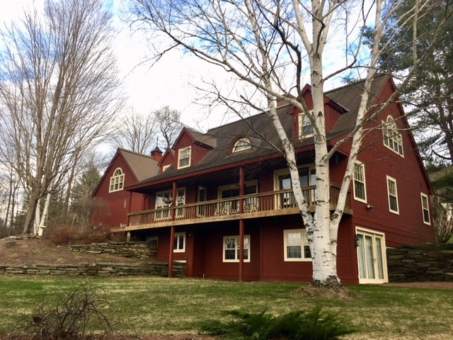 Village of Quechee in Town of Hartford VTHome for sale $List Price is $550,000