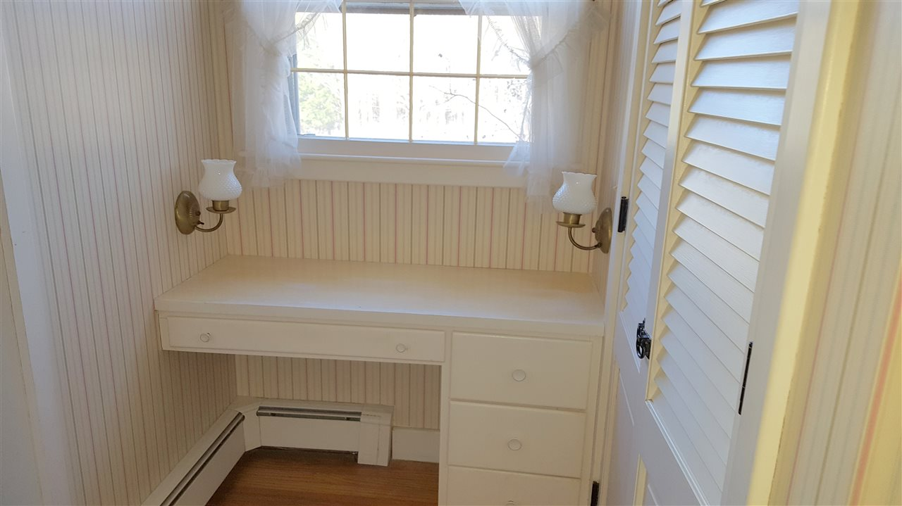 Dressing table in Master Bedroom Closet