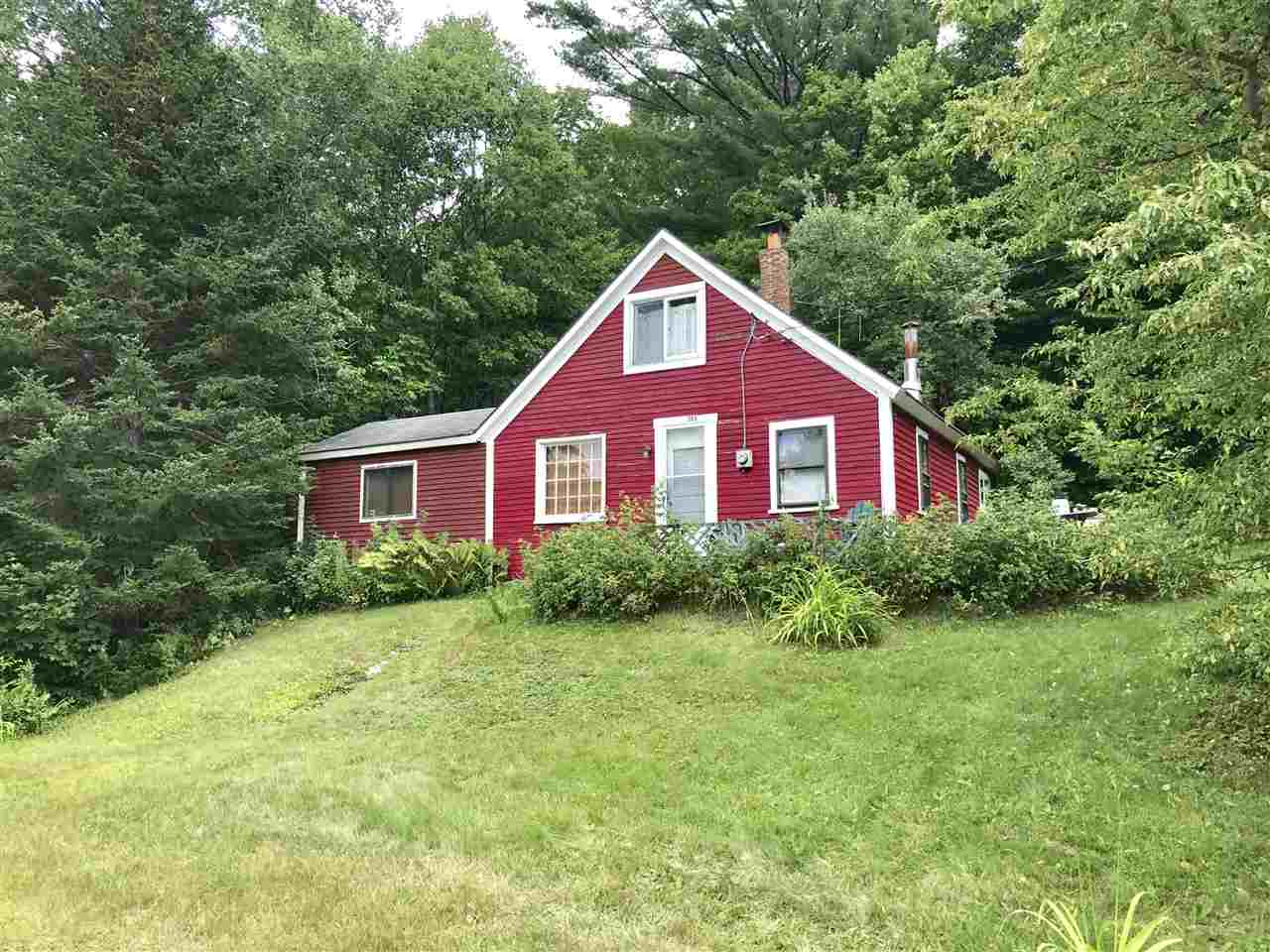 GROTON NH Lake House for sale $$124,000 | $127 per sq.ft.