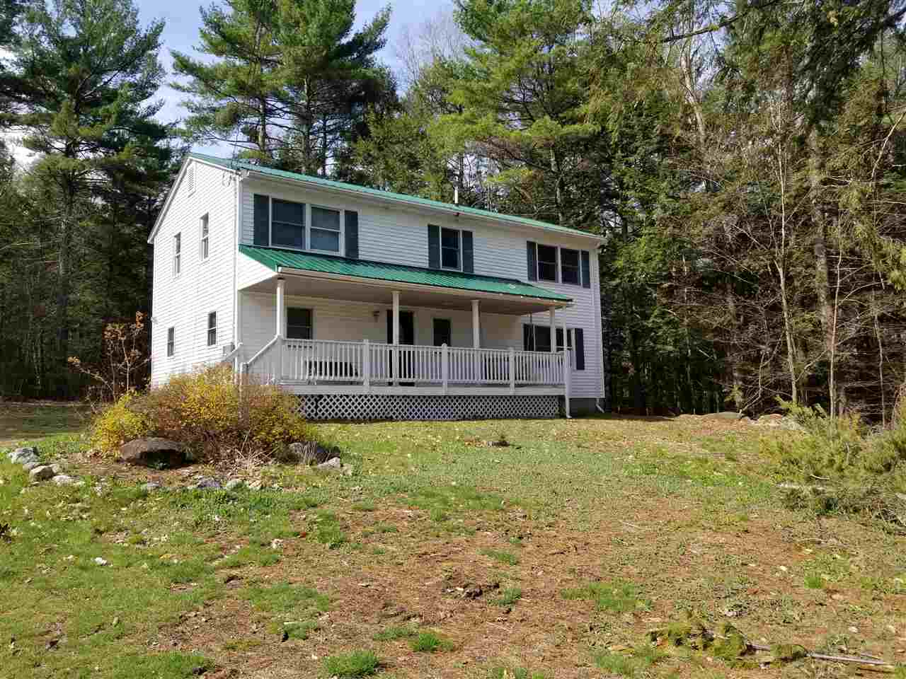NEW DURHAM NH  Home for sale $199,000