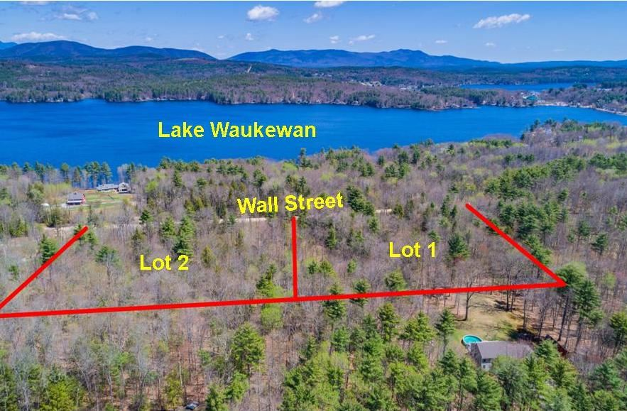 MEREDITH NH  LAND  for sale $200,000