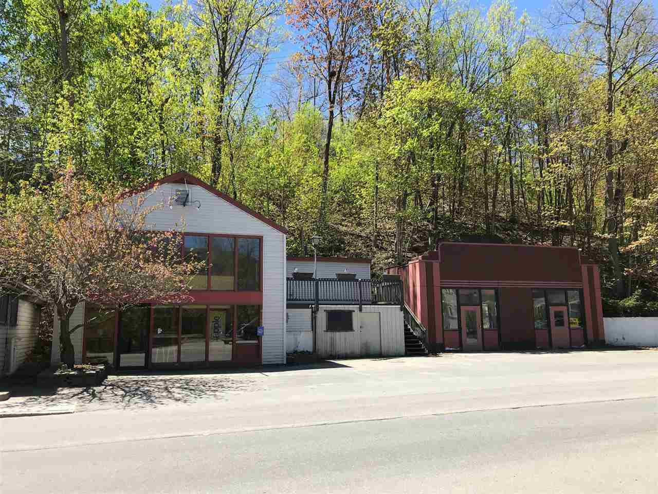 VILLAGE OF BELLOWS FALLS IN TOWN OF ROCKINGHAM VTCommercial Property for sale $$159,000 | $81 per sq.ft.