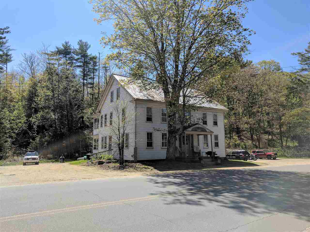 VILLAGE OF CENTER OSSIPEE IN TOWN OF OSSIPEE NH  Multi Family for sale $249,000