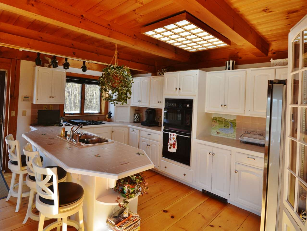 Timber Framing in Common area 11857461