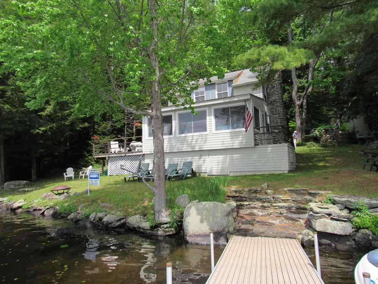 ACWORTH NH Lake House for sale $$299,900 | $344 per sq.ft.