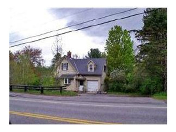 EFFINGHAM NH  Home for sale $99,000