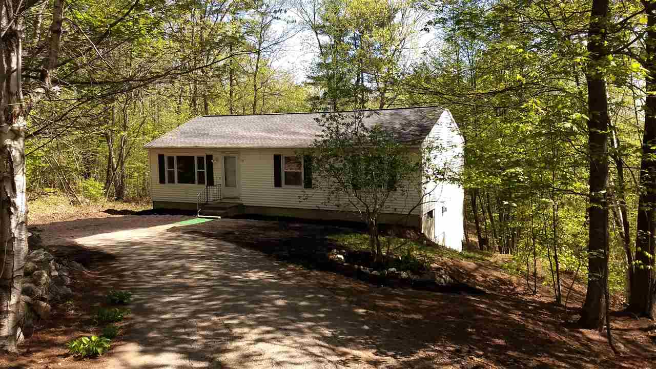 Weare NH Home for sale $List Price is $224,800