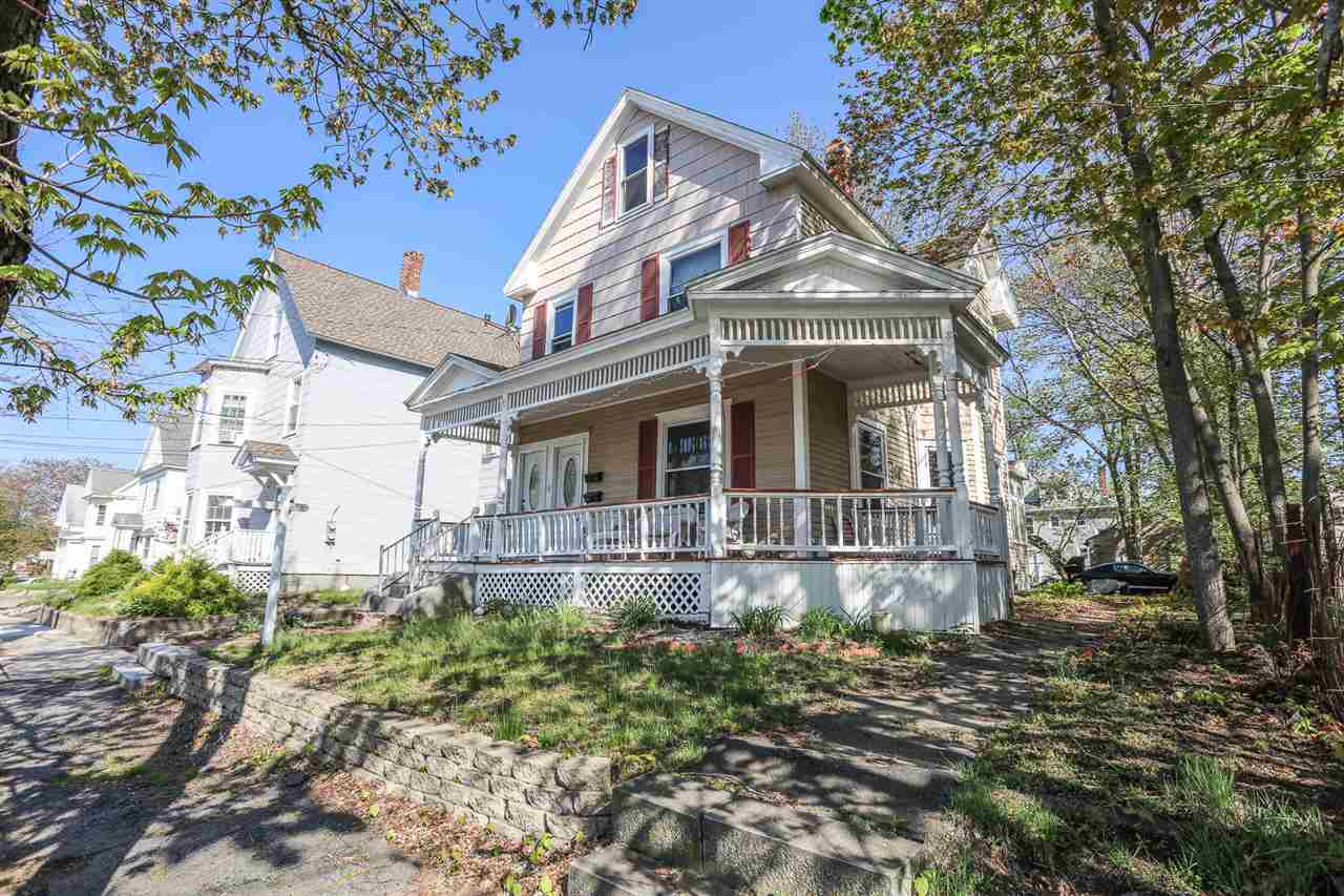 Nashua NH Multi Family for sale $List Price is $235,000