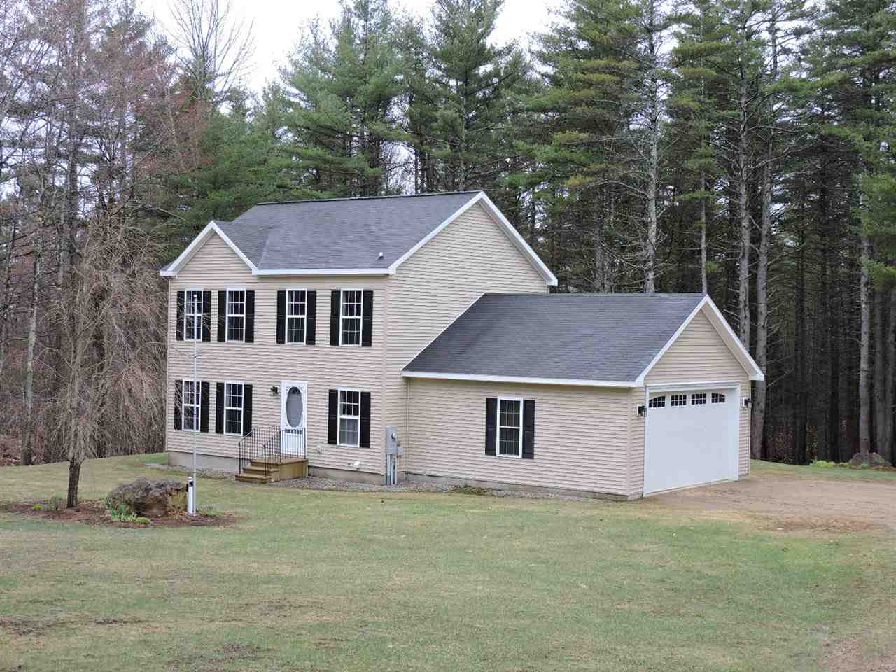 SANBORNTON NH Homes for sale