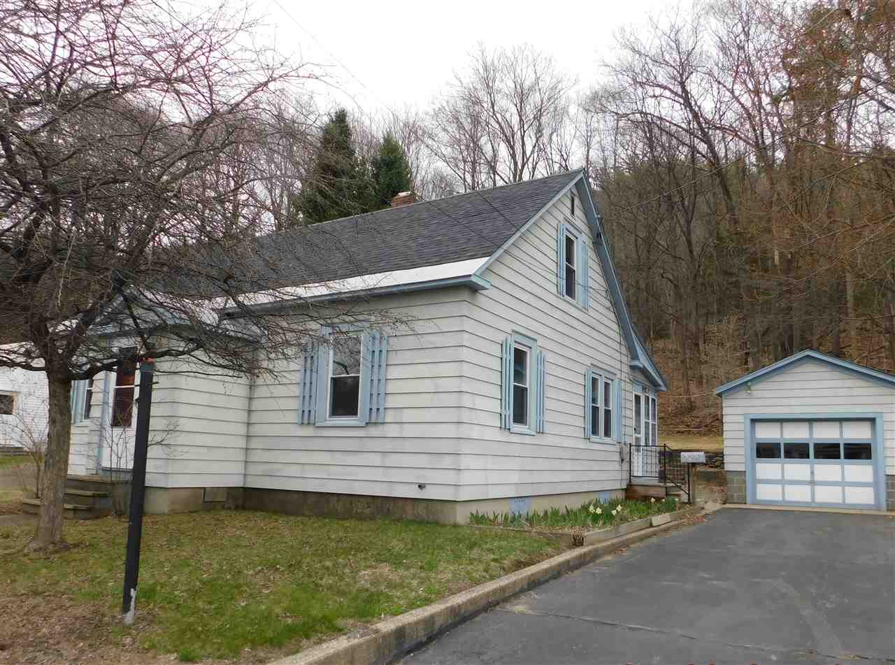 Springfield VT Home for sale $List Price is $54,500