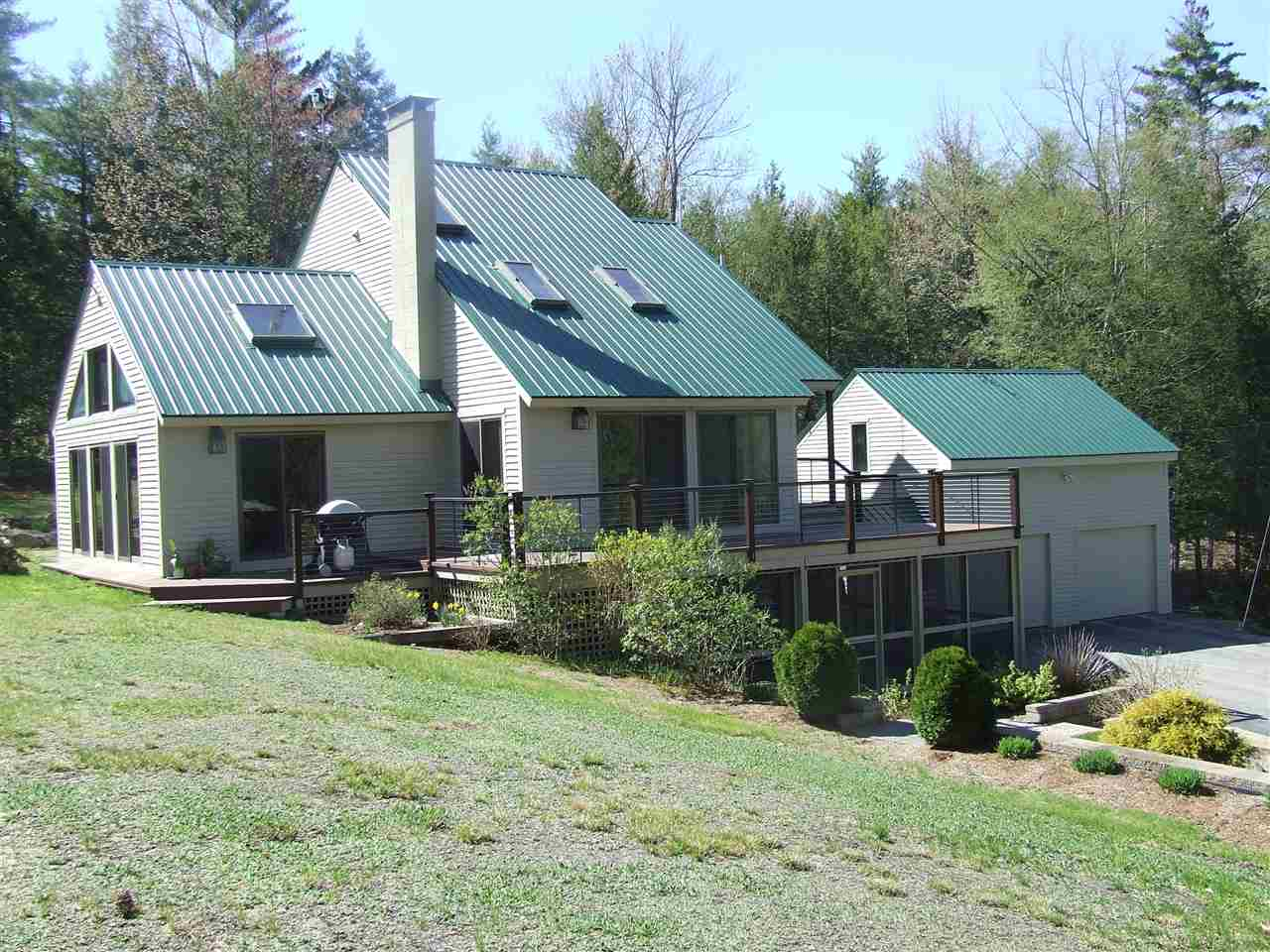 VILLAGE OF CENTER OSSIPEE IN TOWN OF OSSIPEE NH Home for sale $335,000