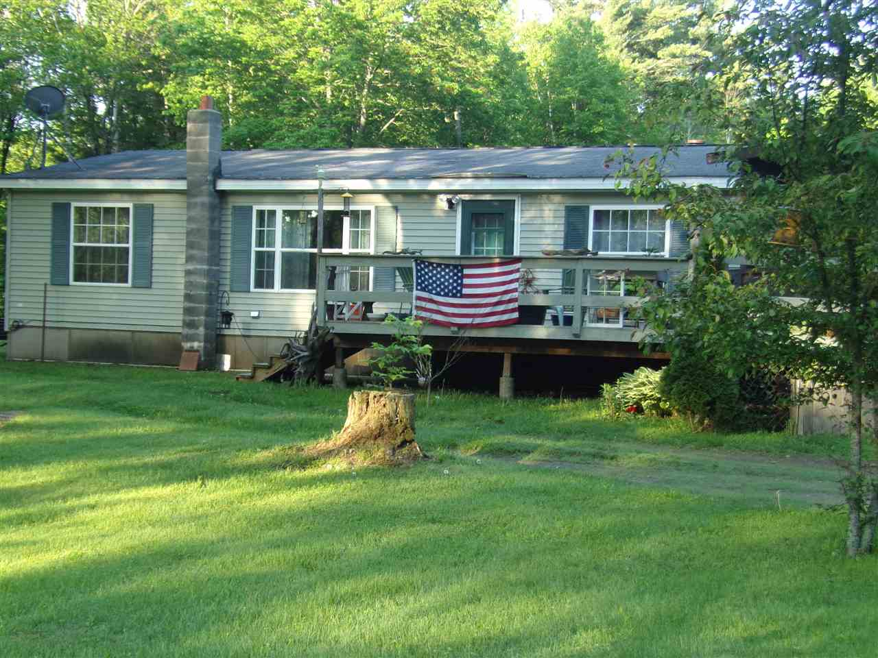 UNITY NH Mobile-Manufacured Home for sale $$124,900 | $111 per sq.ft.