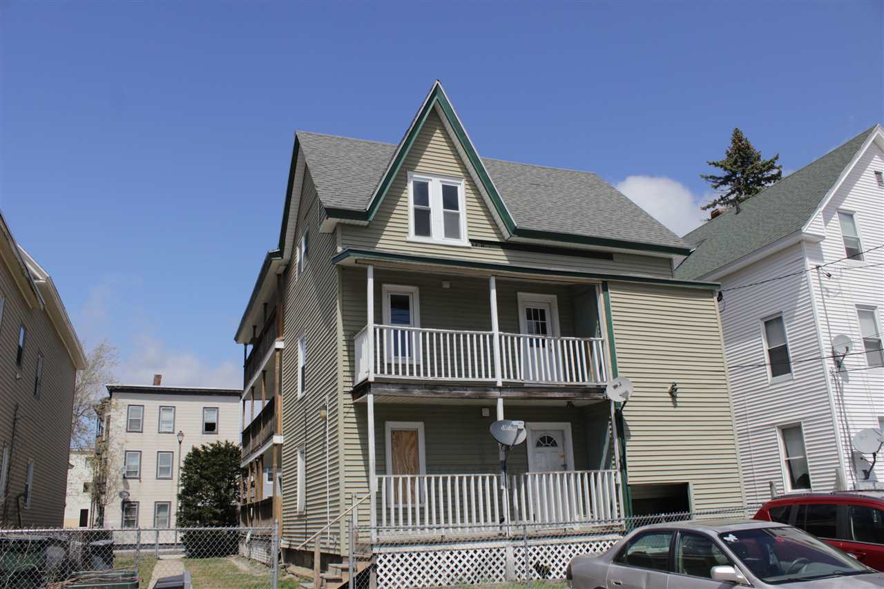 Manchester NH Multi Family for sale $List Price is $180,500