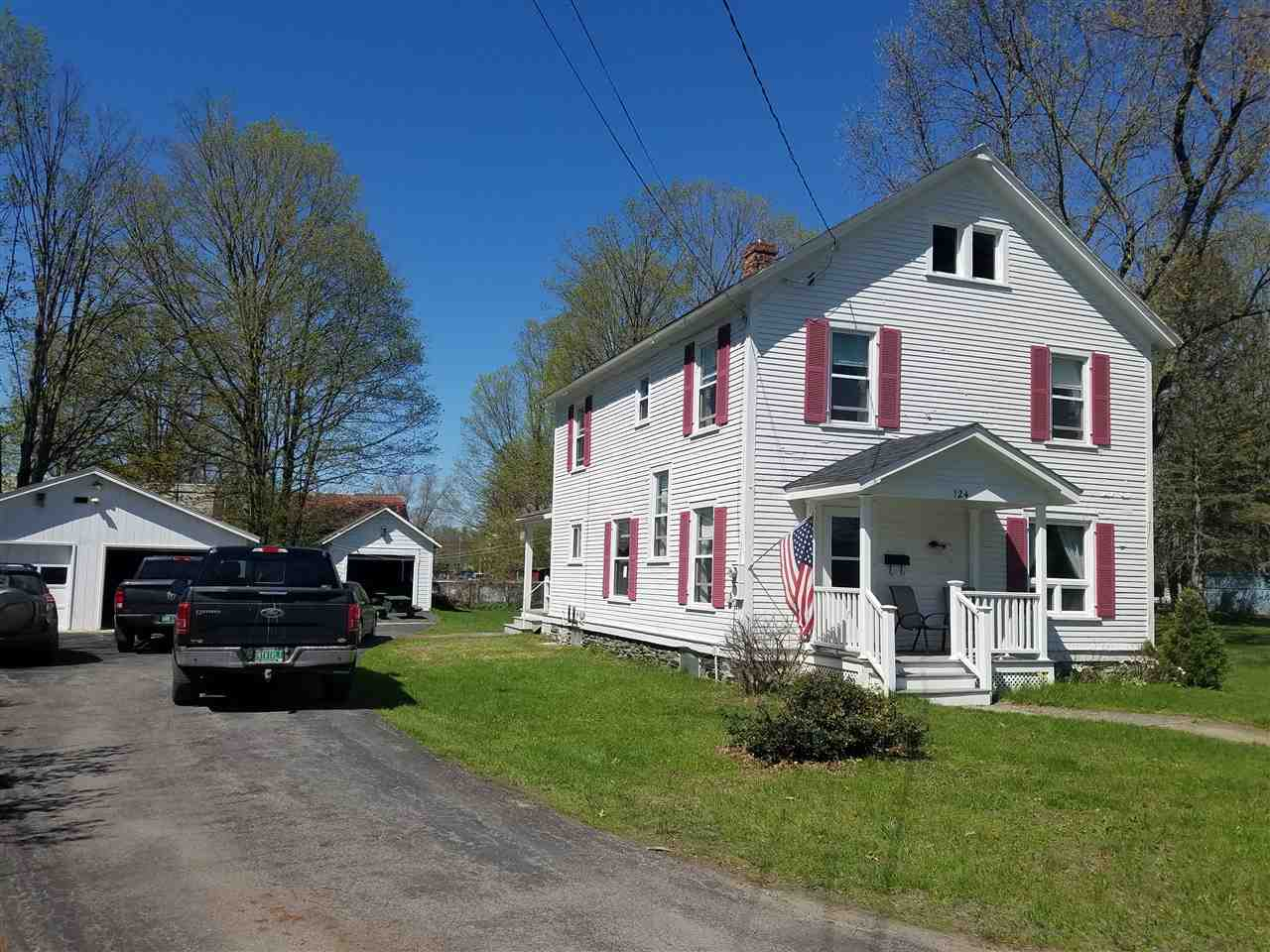 Property for sale at 124 Roberts Avenue, Poultney,  VT 05764