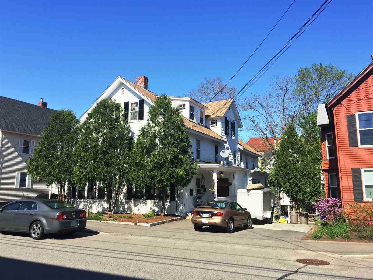Concord NH Multi Family for sale $List Price is $299,900
