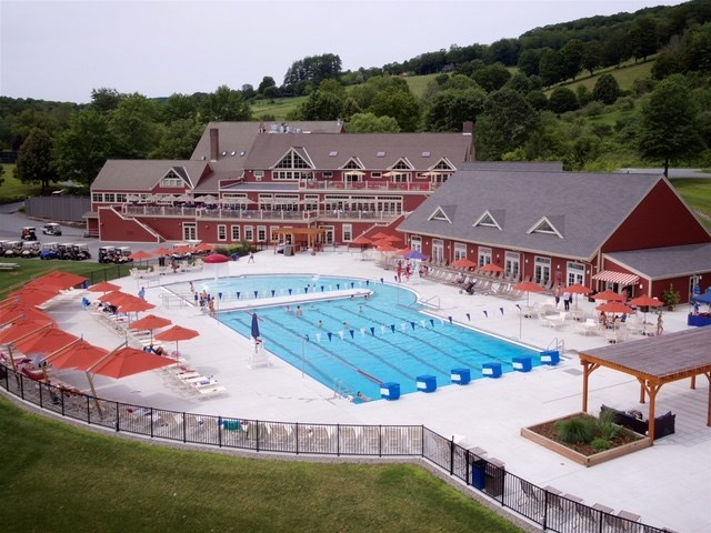 Quechee Club - Club-House and Pool 12000835