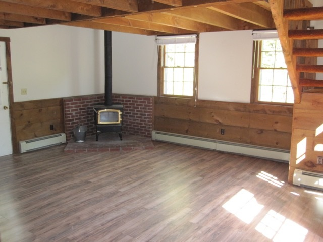 Living Room with Woodstove 11897224