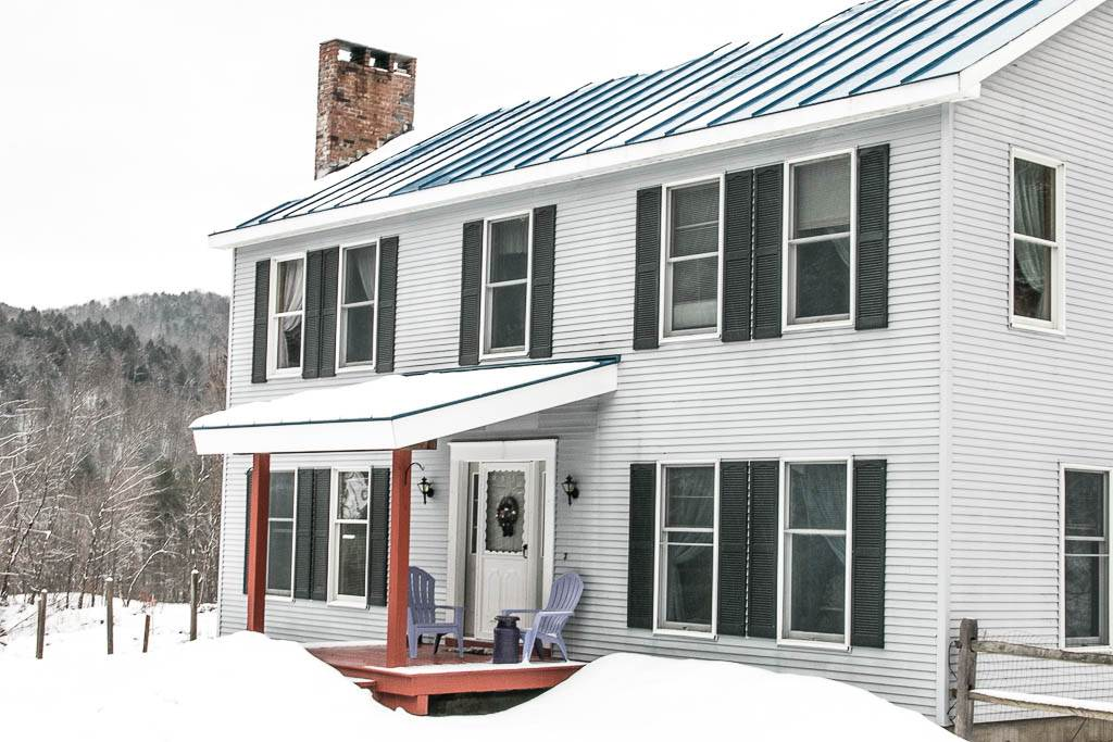 BRIDGEWATER VT Home for sale $$359,000 | $160 per sq.ft.