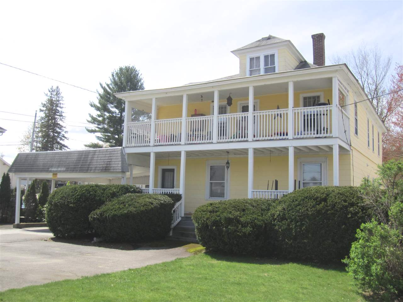 Goffstown NH Multi Family for sale $List Price is $249,900