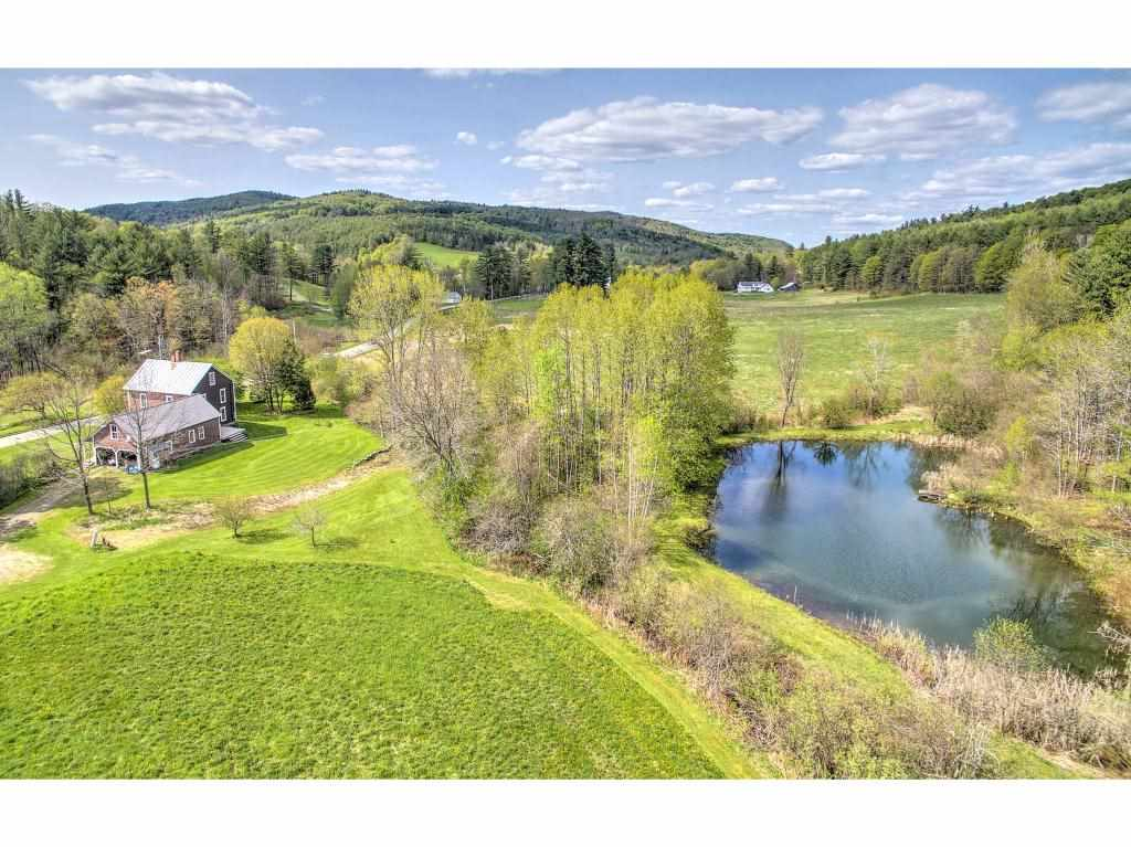 Pomfret VT Home for sale $List Price is $395,000