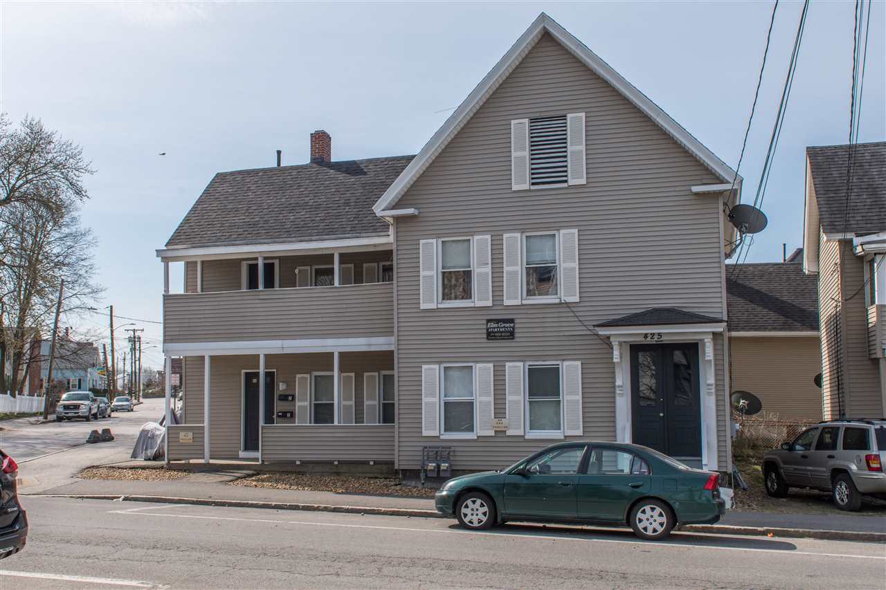 image of Manchester NH  2 Unit Multi Family | sq.ft. 2640