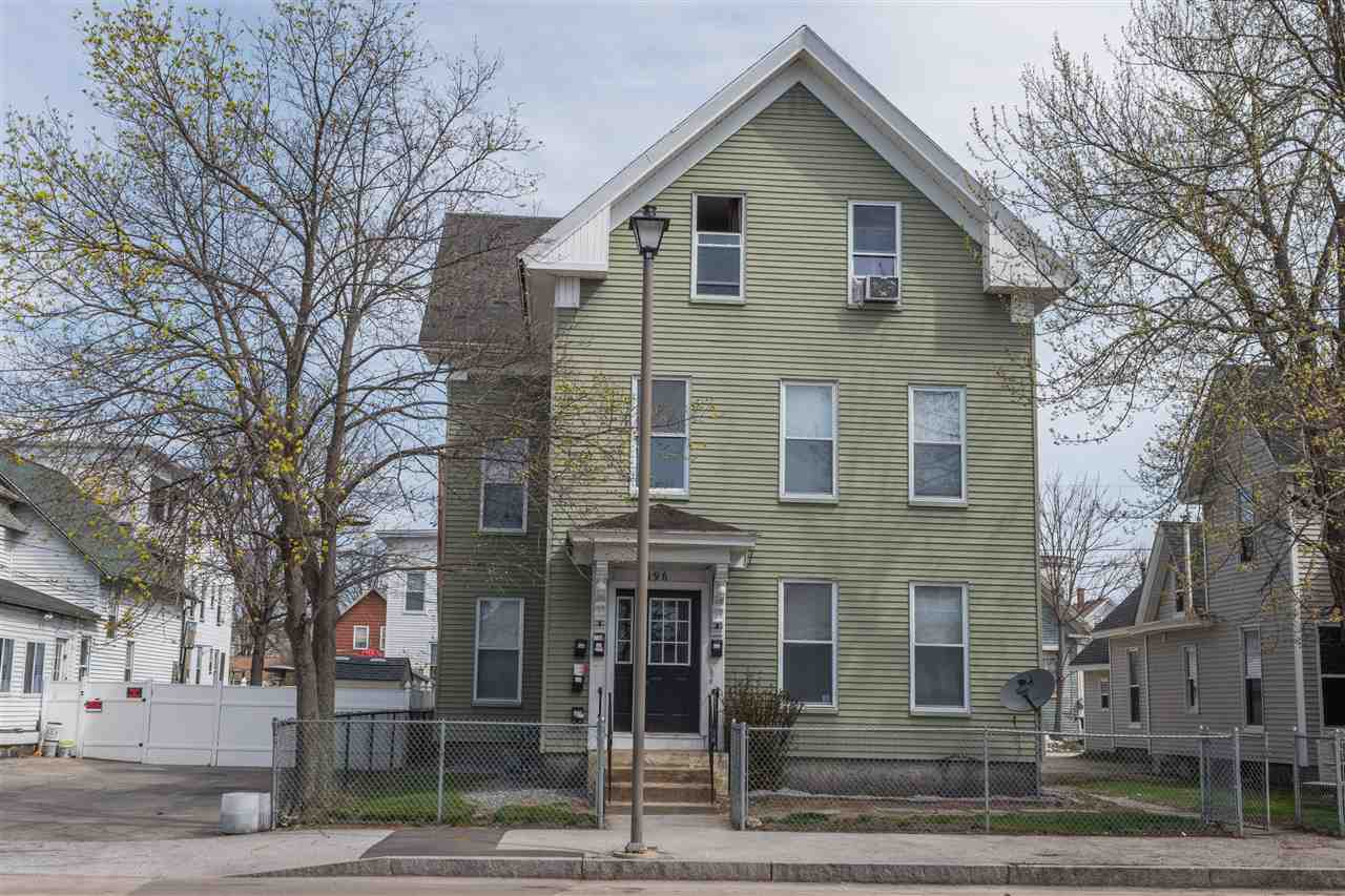 image of Manchester NH  5 Unit Multi Family | sq.ft. 5505