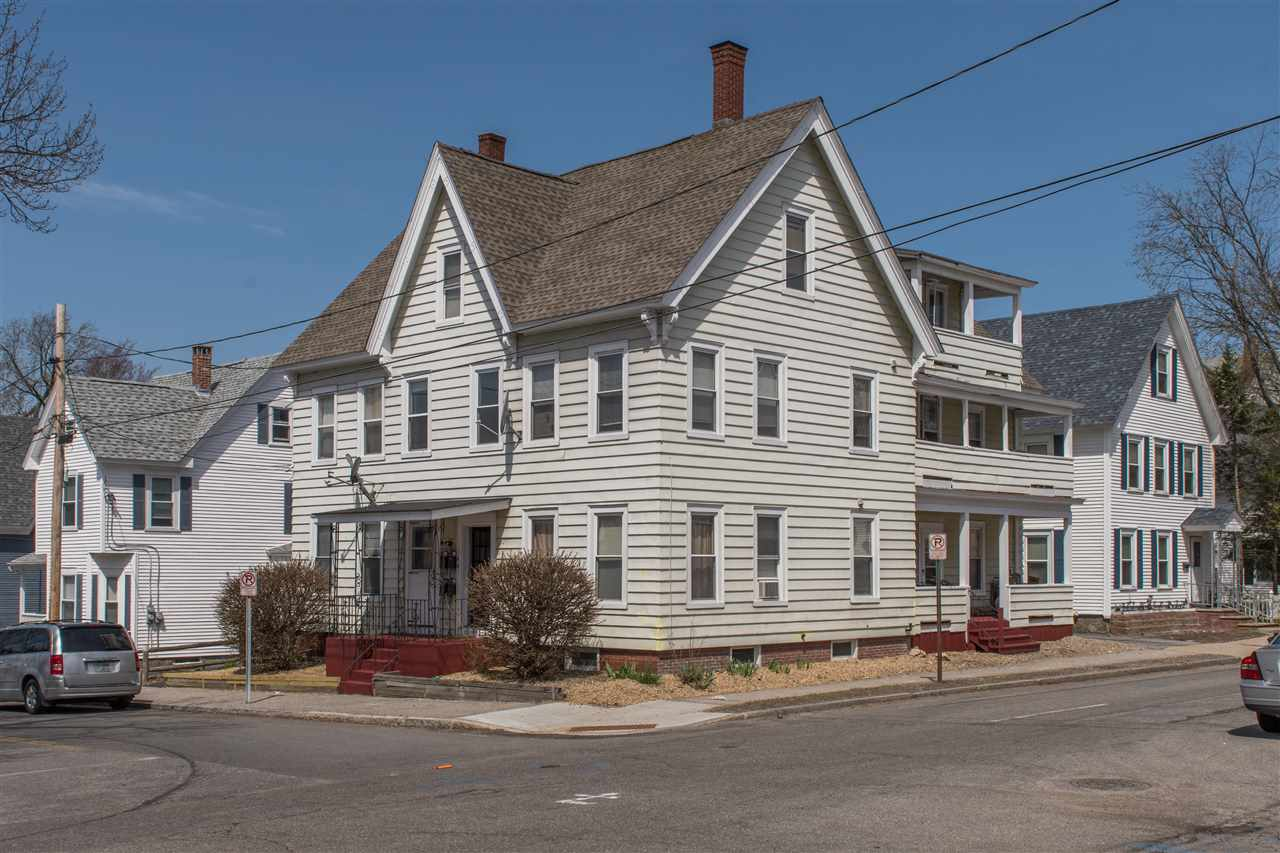 image of Manchester NH  5 Unit Multi Family | sq.ft. 5642
